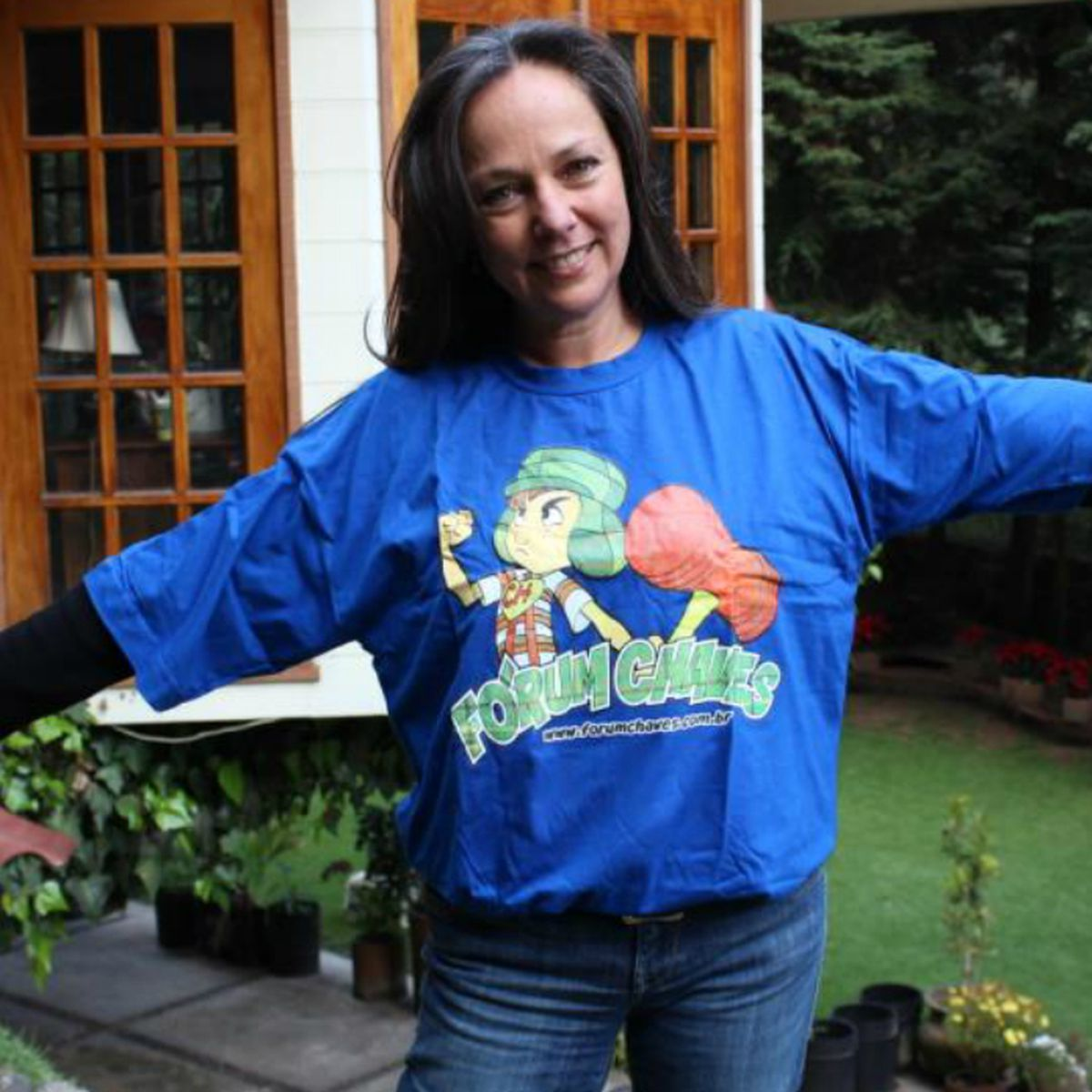 Ana Lilian De La Macorra chavo del 8: así luce a los 60 años ana lilian de la macorra