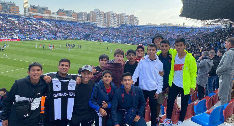 Juveniles vivieron una experiencia inolvidable en España. (Difusión)