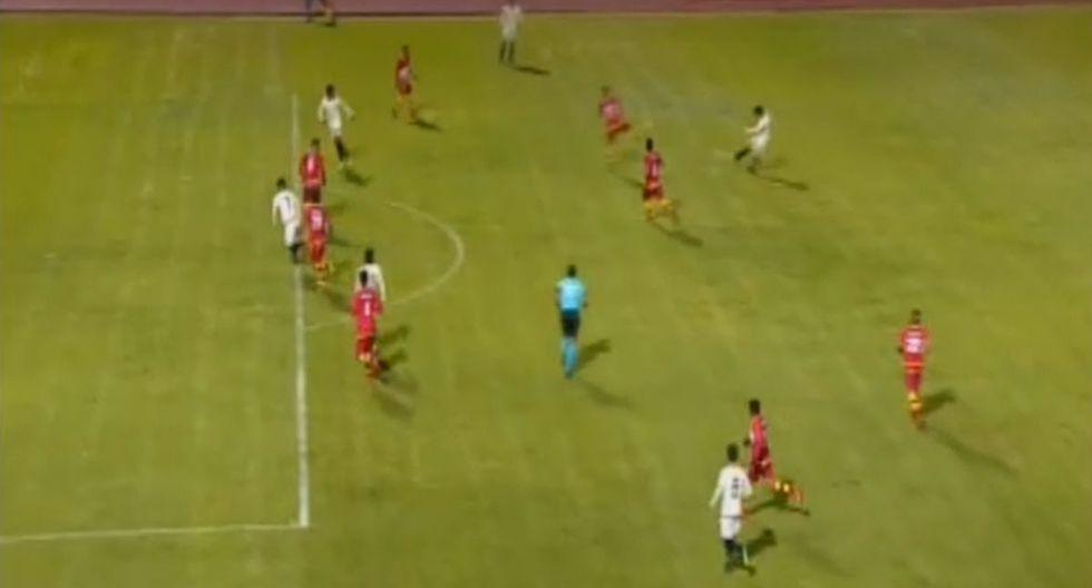 Gol Diego Manicero Universitario vs Sport Huancayo Video Torneo Apertura