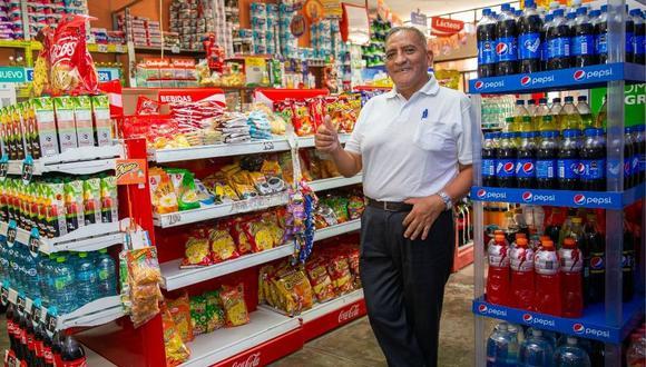 Fermín Ponce Bravo tiene su bodega hace 40 años. (FOTO: TROME)