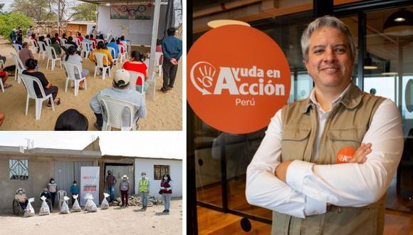 Fundación 'Ayuda en Acción'.