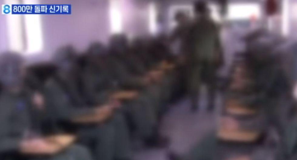 Soldado escapa del servicio para ir al cine a ver la película y termina detenido