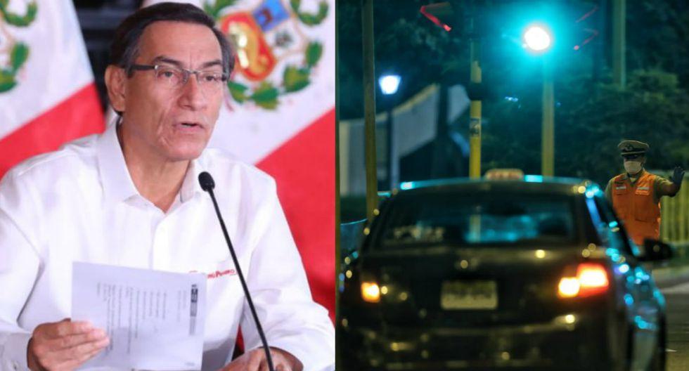 Martín Vizcarra anuncia la ampliación del aislamiento social obligatorio por dos semanas más | TROME