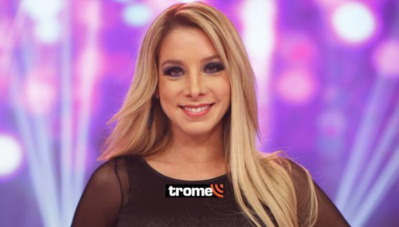 Sofía Franco regresó a la conducción en 'En boca de todos' por ausencia de Tula y Maju