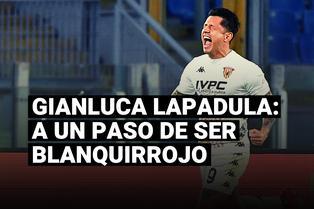 Selección peruana: Lapadula está cada vez más cerca de poder jugar por Perú
