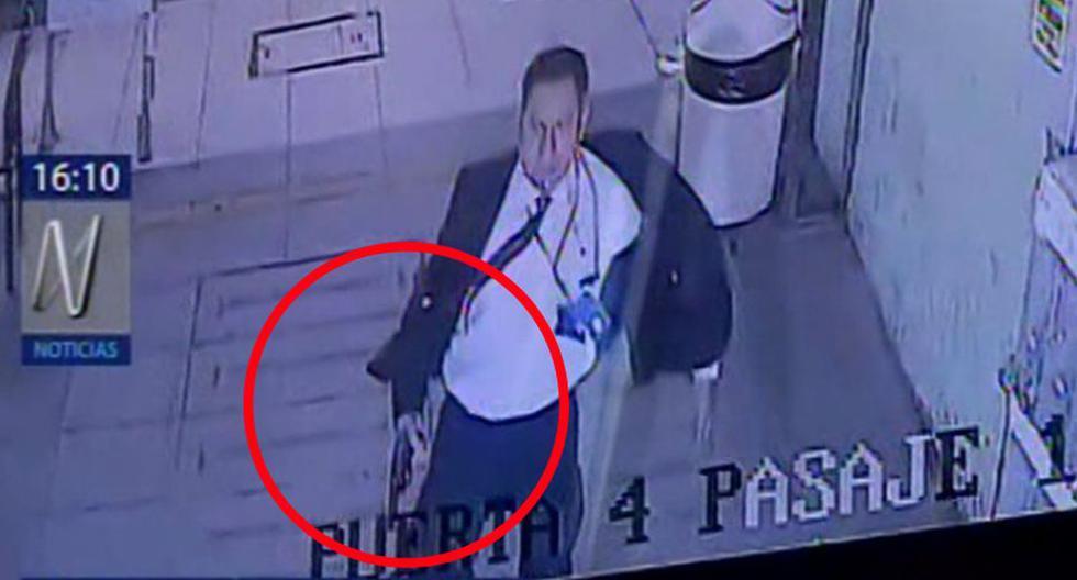 Callao: huida del asesino del mercado Santa Rosa fue captada por cámaras de seguridad
