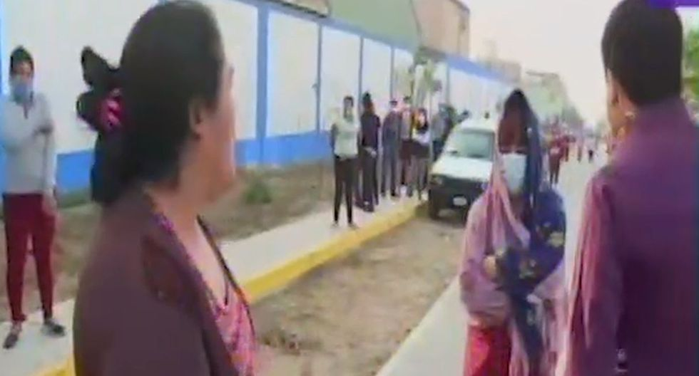 Madre desesperada por víveres para pasar la cuarentena amenaza con saqueo   90 Matinal   TROME