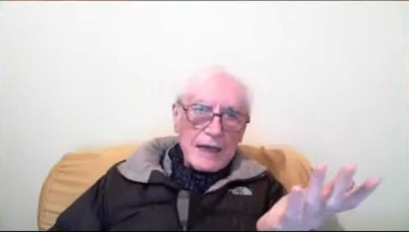 Héctor Béjar comentó sobre nombramientos del Gobierno de Pedro Castillo. (Captura: YouTube / Despierta Perú)