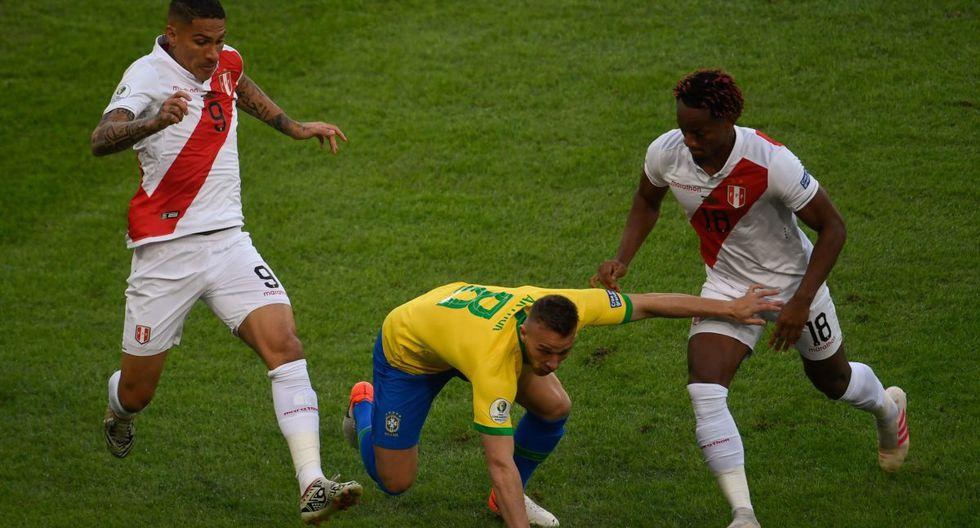 FINAL EN VIVO de la Copa América Brasil vs Perú