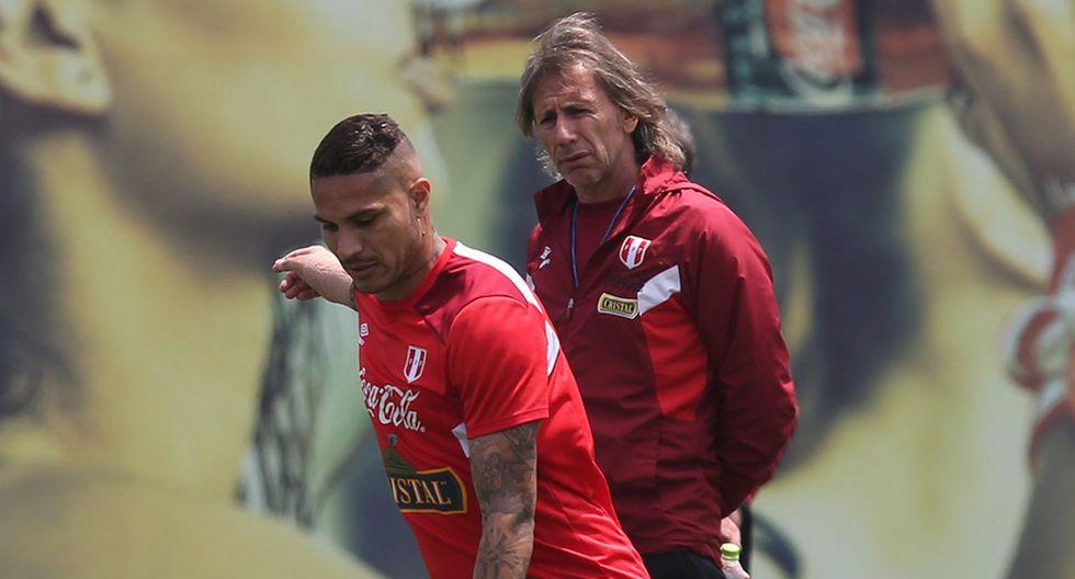 Paolo Guerrero y Ricardo Gareca inspiraron a los hinchas para nombrar así a sus hijos. (Foto: GEC)