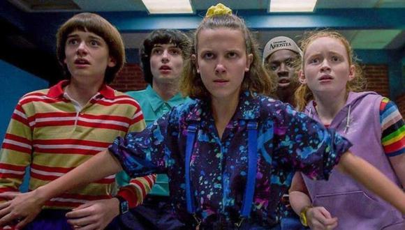 'Stranger Things' es una de las series con más fanáticos en Netflix. (Foto: Netflix)
