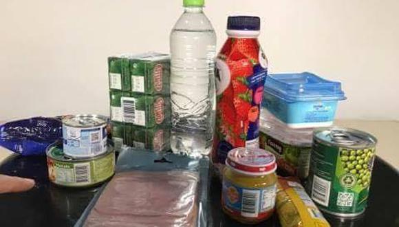 Alimentos para donar