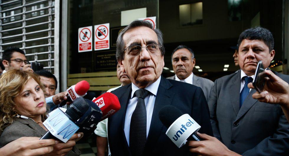 Jorge del Castillo habría tenido conocimiento de los pagos hechos a su exasesora, según el Ministerio Público (Foto: GEC)
