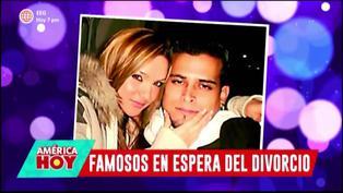 Conoce a aquellos famosos de la TV peruana que aún esperan por divorciarse