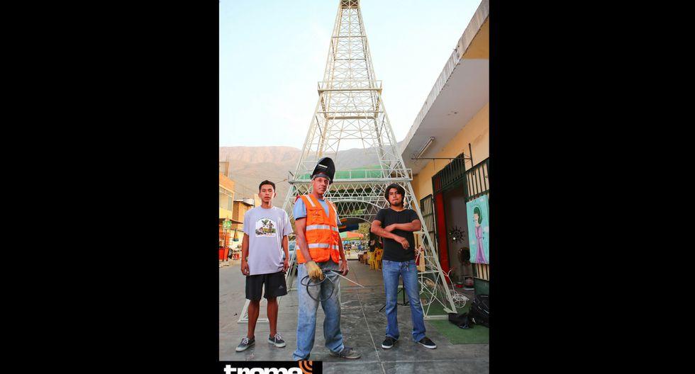 Torre Eifell