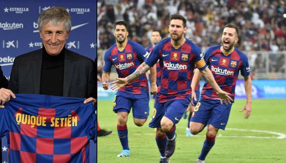 Barcelona vs Granada: Cinco preguntas por resolver previo al debut del técnico Quique Setién