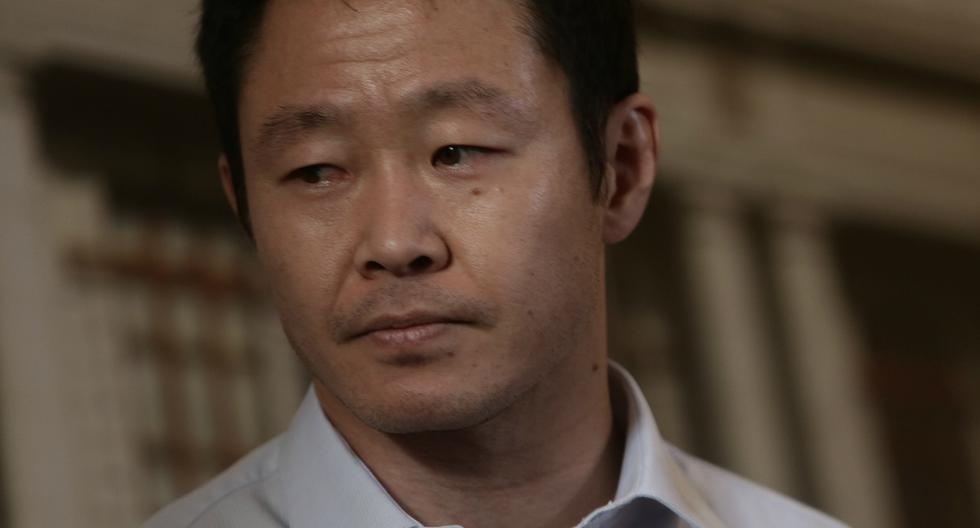 Kenji Fujimori no asistió a citación de Fuerza Popular. Foto: USI