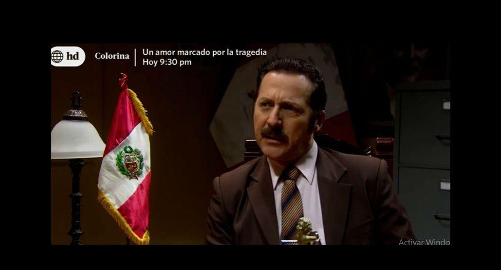 Pichón hizo pasar 'roche' a sus hijas. (América TV)