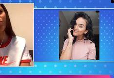 Yahaira Plasencia admite que le tomó por sorpresa que Daniela Darcourt esté trabajando con Sergio George
