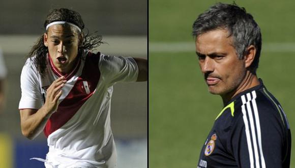 Cristian Benavente reveló el detalle de Mourinho que lo impactó cuando dirigía al  Real Madrid
