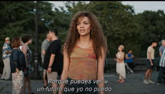 La cinta se centra en los sueños, las esperanzas, las vidas y los dilemas de un grupo de hispanos en el emblemático barrio neoyorquino de Washington Heights. (Foto: captura de YouTube).