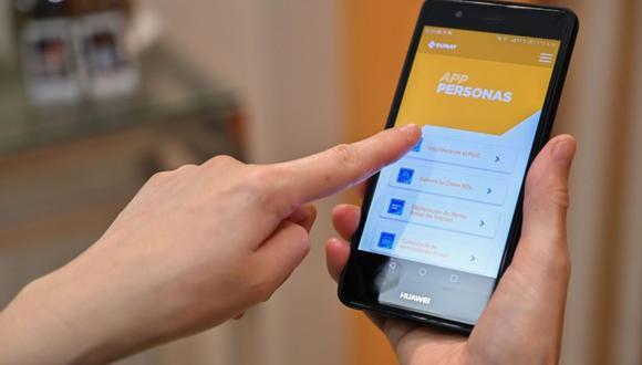 Para acceder a la emisión de recibos por honorarios electrónicos, así como a todas las funcionalidades que brinda el App Personas Sunat, debes contar con tu usuario y contraseña (Foto: Andina)