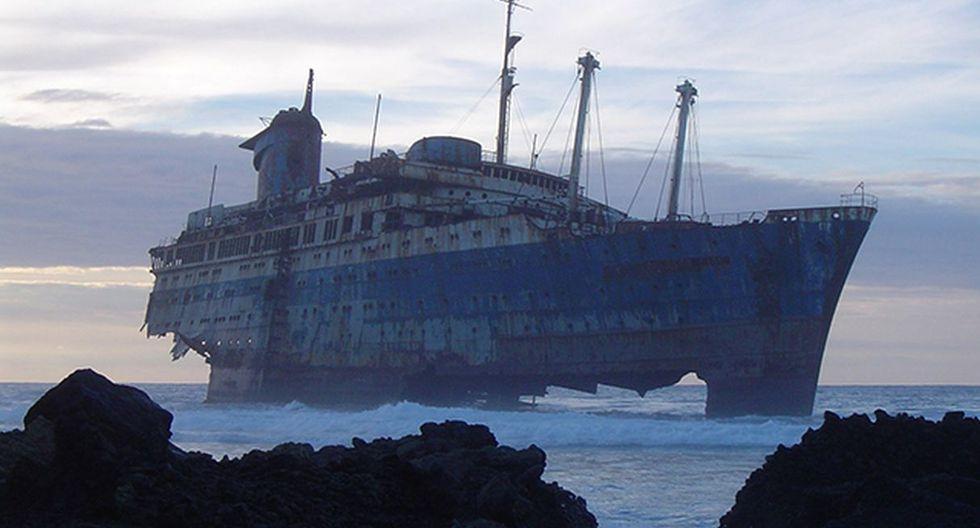 Fantasma de Fanny Nesoln aparece en HMS Victory