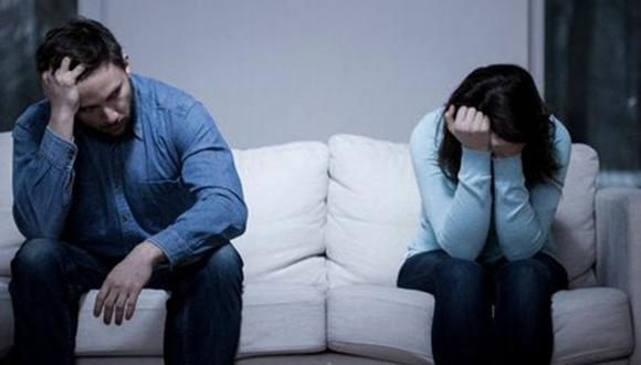 Todas las parejas tienen conflictos internos.