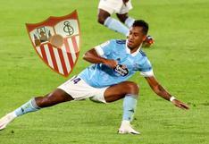 Renato Tapia: Sevilla alista propuesta para llevárselo de Celta de Vigo [VIDEO]