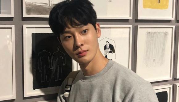 El actor de 27 años venía alcanzando popularidad por su participación en diferentes doramas locales. Foto: AP