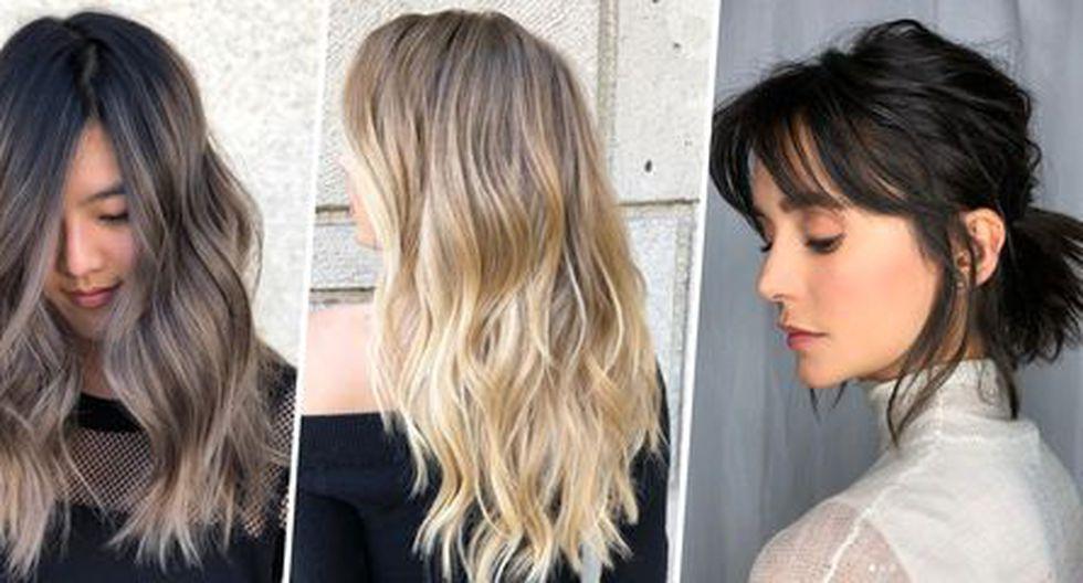 Cortes de cabello de temporada
