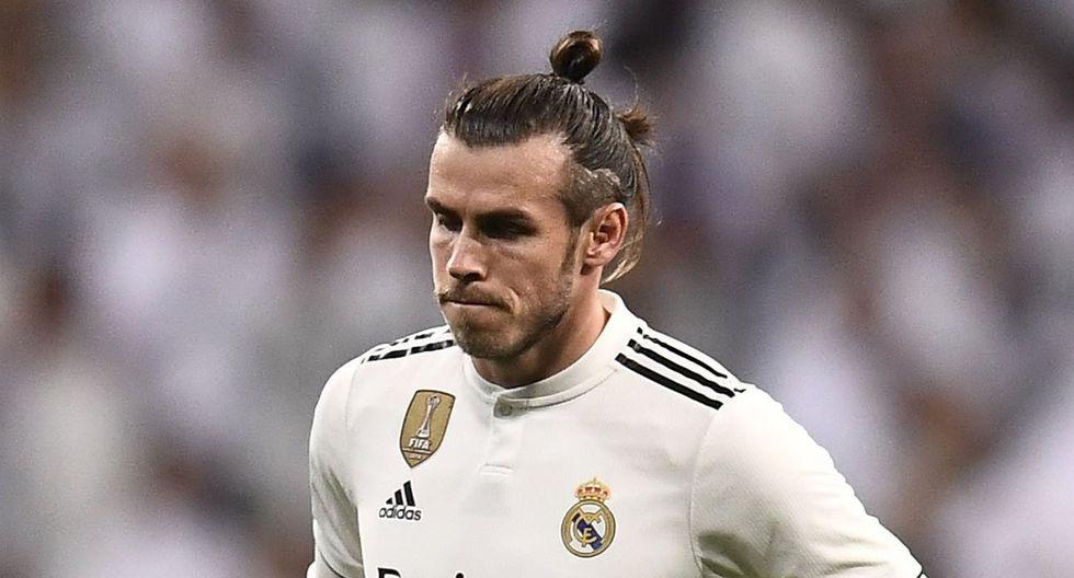 Gareth Bale y su crisis con la hinchas del Real Madrid.