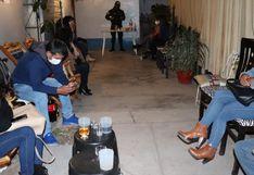 ¡EL COLMO! 16 trabajadores de Hospital Regional de Ayacucho organizaron fiesta en plena cuarentena