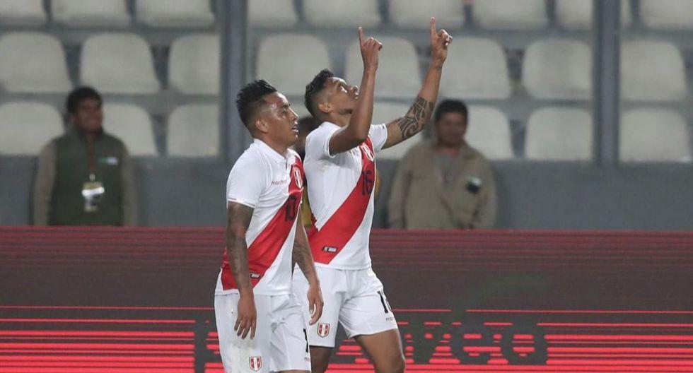 Perú vs Uruguay  se enfrentan en amistoso internacional