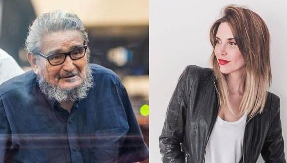Juliana Oxenford compartió su opinión sobre lo que deben hacer con el cuerpo de Abimael Guzmán. (GEC/ Instagram)