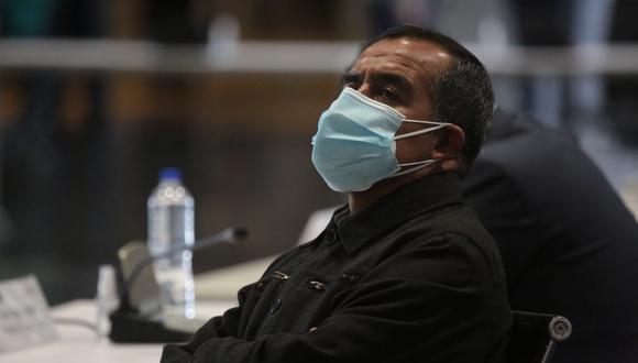 Íber Maraví respondió ante el pleno del Congreso la interpelación en su contra. (foto: archivo PCM)