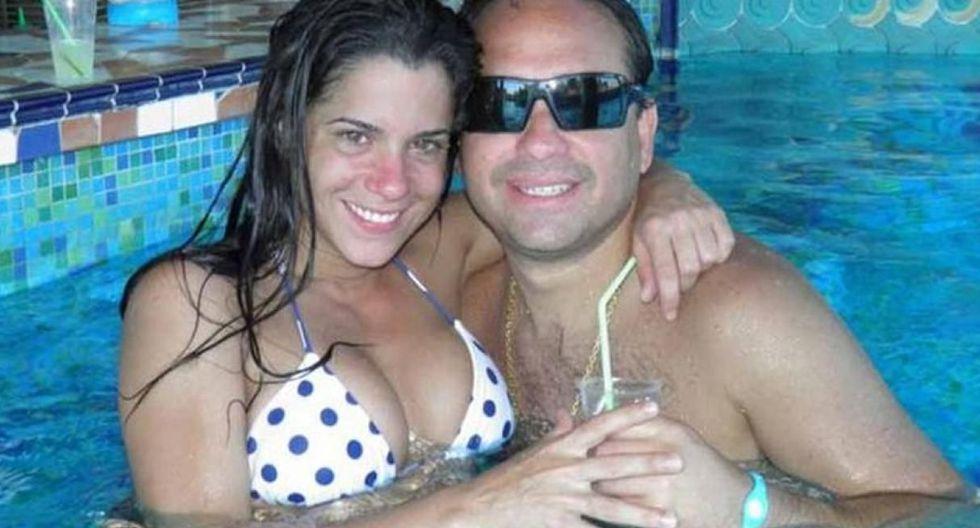 Vanessa Terkes y Roberto Martinez se reencuentran en Chiclayo. (Foto: Redes sociales)