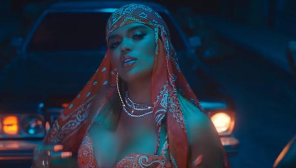 """Karol G explica por qué utilizó """"Bichota"""" en su nueva canción (Foto: YouTube)"""