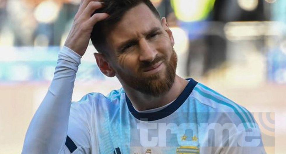 Lionel Messi confesó seguir esta serie en Netflix