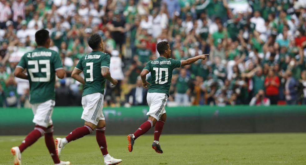 México vs Escocia: Partido amistoso rumbo a Rusia 2018