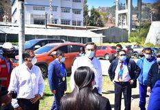 125 camas hospitalarias para pacientes COVID-19 serán implementadas en el estadio Rosas Pampa de Huaraz