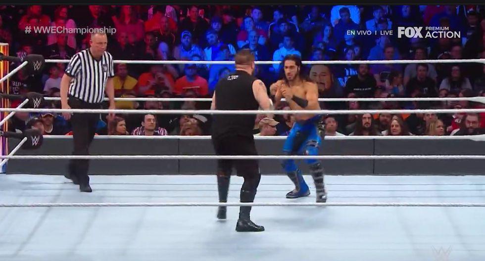 Daniel Bryan continua reinando en WWE SmackDown Live. (Captura Fox Action)
