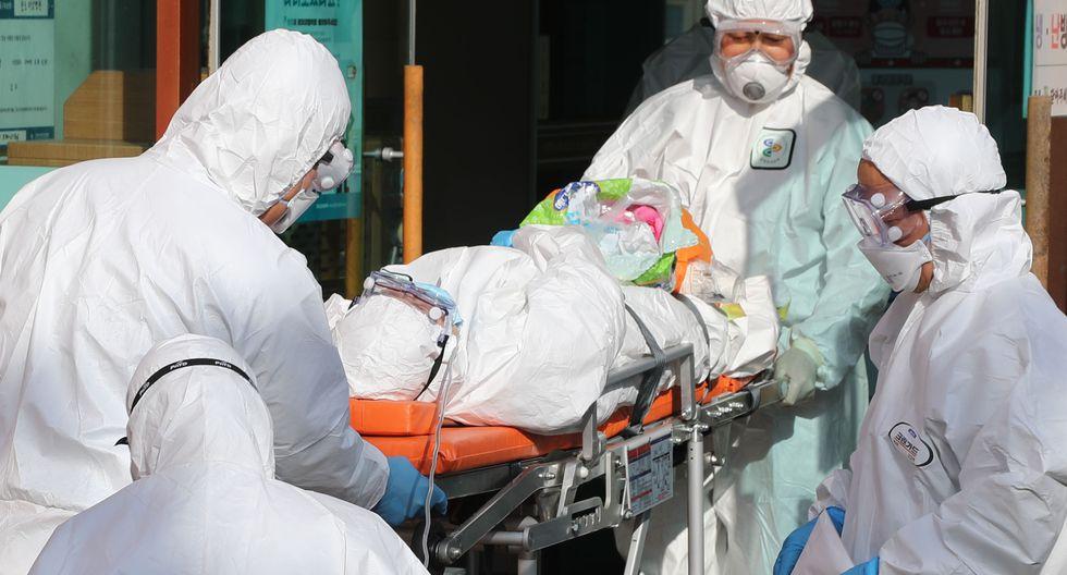 Italia reportó su primera muerte el sábado por el nuevo coronavirus proveniente de China. (AFP).