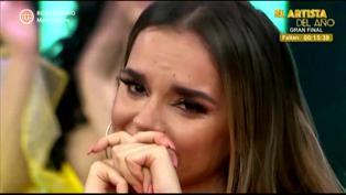 Melody lloró tras ver semblanza que le dedicaron en el programa de la Chola Chabuca | VIDEO
