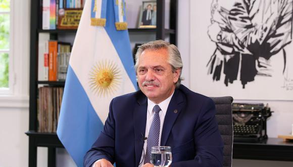 No es la primera vez que el presidente de Argentina usa este avión. En enero pasado, el mandatario viajo en él a Chile en una visita oficial al presidente Sebastián Piñera. (AFP)