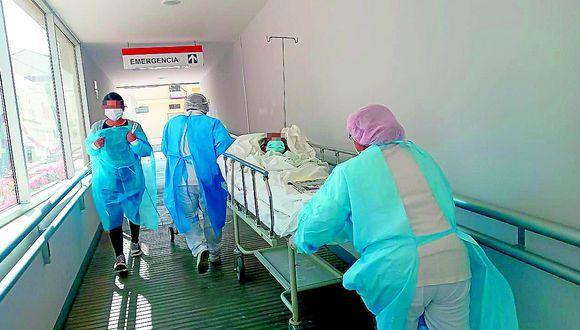 Piura: La decana del Colegio de Enfermeras de Piura, Vilma Sulca, señaló que 228 agremiadas se han contagiado de COVID-19 en la región. (foto referencial)