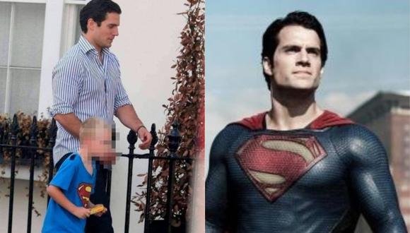 Nadie creyó que un pequeño niño de siete años tuviera como tío al superhéroe de DC Comics, hasta que el actor acudió al colegio y confirmó la historia. (Foto: Twitter/Warner Bros. Pictures)