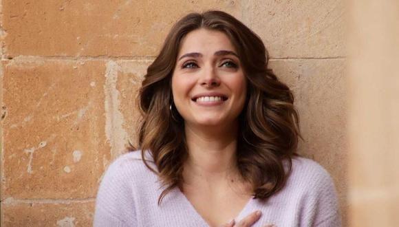 "La actriz İlay Erkök como Yaren en ""Hercai"". (Foto: Mia Yapım)"