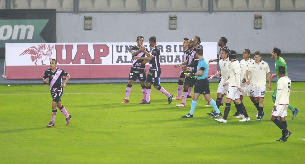 Universitario vs Sport Boys, por la fecha 10 de Torneo Clausura