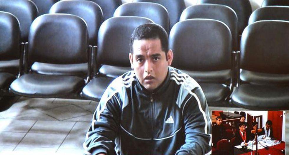 Juez rechaza pedido de libertad de chofer de Gerald Oropeza.